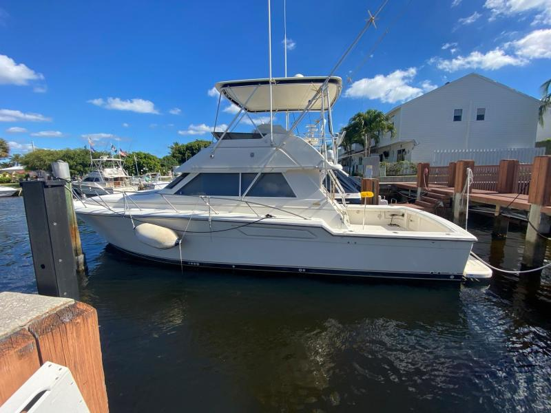 Tiara Yachts-Luxury Sportfish 1997-Reel Knotty Fort Lauderdale-Florida-United States-1603362-featured
