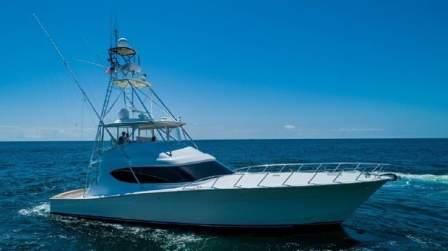 Hatteras-60 Convertible 2009-Dirt Pit United States-1604871-featured