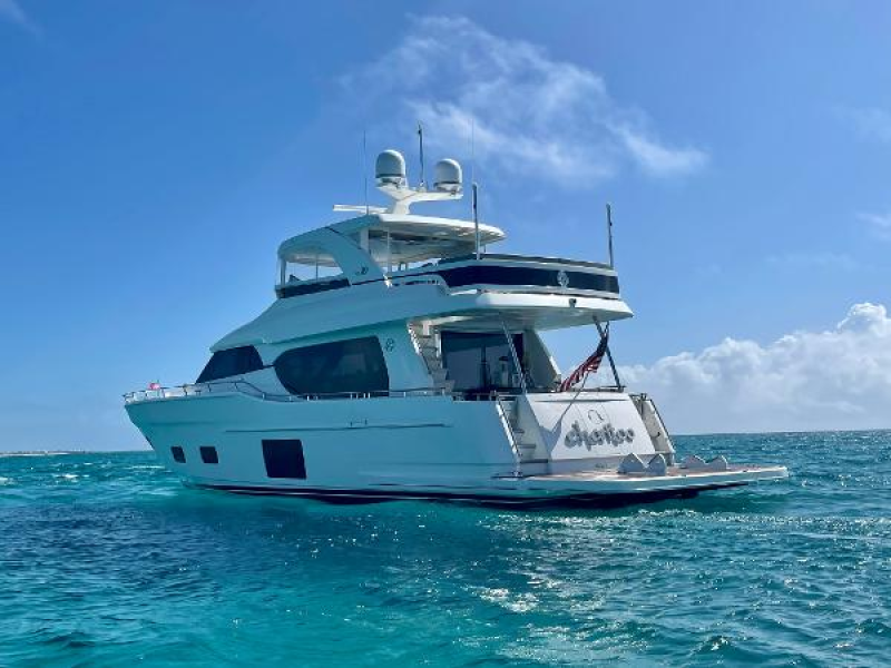 photo of 70' Ocean Alexander 70 Evolution 2019