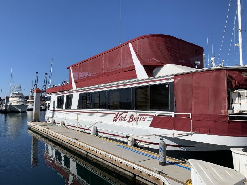 Skipperliner-Houseboat 1998-Wild Burro Ensenada-Mexico-1606935-featured