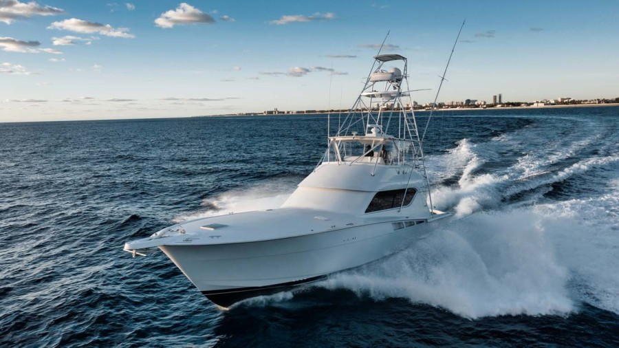Hatteras-60 Convertible 1999-Outcast PALM BEACH-Florida-United States-Profile-1607139-featured