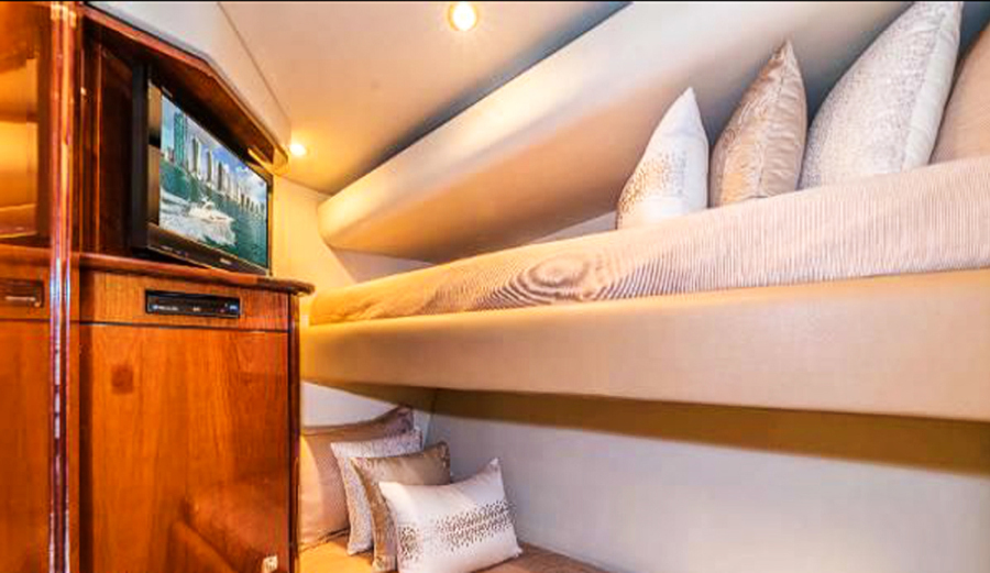 Guest/bunk stateroom