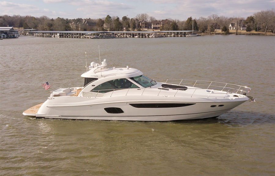 Photo of 61' Sea Ray 610 Sundancer 2012