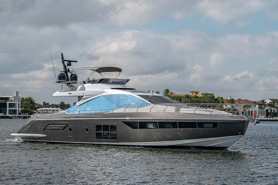Azimut-Motor Yacht 2019-No Whey Fort Lauderdale-Florida-United States-No Whey-1608843-featured