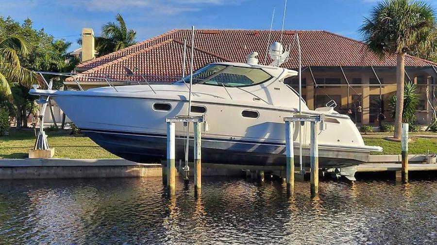 Tiara Yachts-39 Sovran 2007-Why Knot Punta Gorda-Florida-United States-1622271-featured