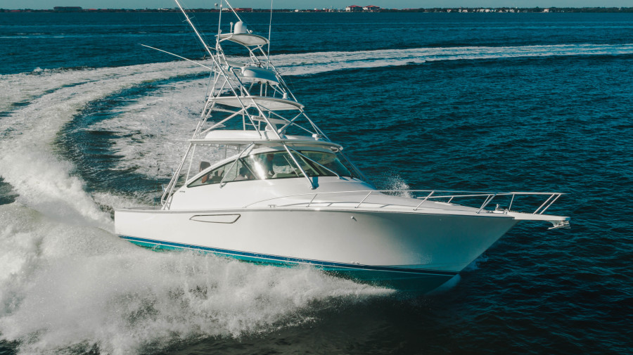 photo of 42' Viking 42 Open 2014