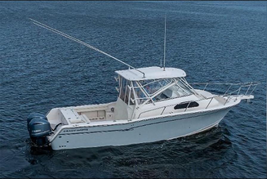 Grady-White-Marlin 300 2019 -West Palm Beach-Florida-United States-1610953-featured
