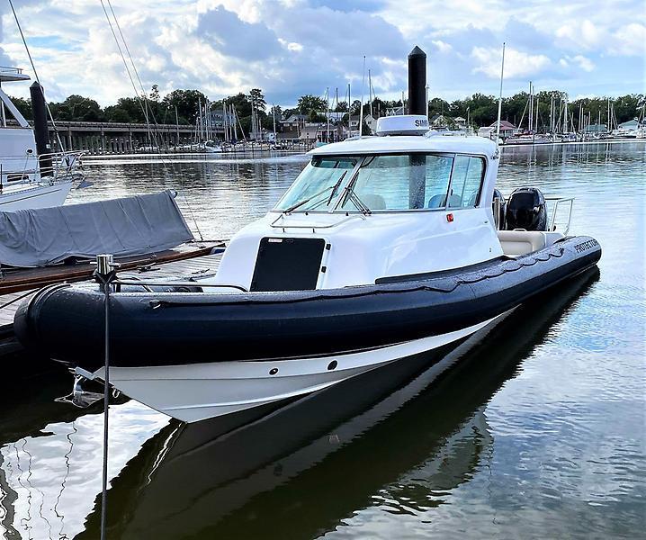 Protector-Targa 33 Rib 2019 -Urbanna-Virginia-United States-1612178-featured