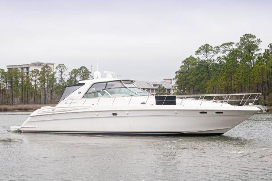 Sea Ray-58 Super Sun Sport 2002-Hammertime Orange Beach-Alabama-United States-2002 58 Sea Ray Profile-1613151-featured