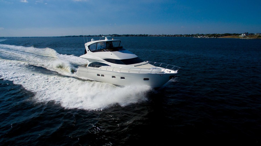 Marquis-59 Flybridge 2004-Blue Abyss Stuart-Florida-United States-Blue Abyss-1613568-featured