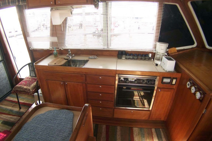 Galley To Portside