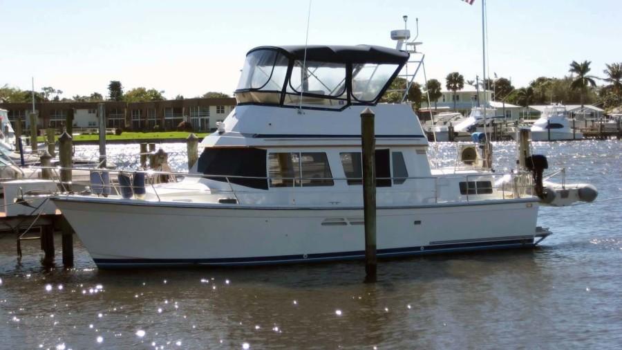 photo of 36' Sabreline Fast Trawler 1997