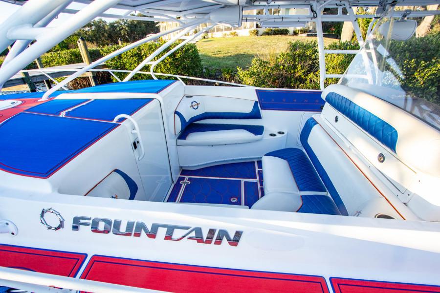 2005 Fountain 38 LX 34