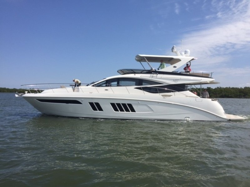 Photo of 65' Sea Ray L650 Flybridge 2016