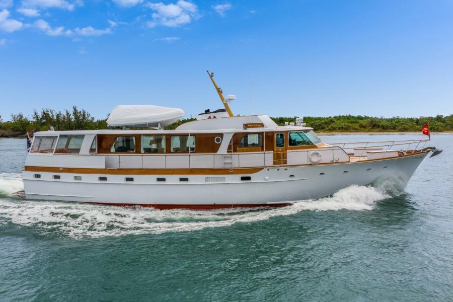 Photo of 72' Trumpy Houseboat 1972