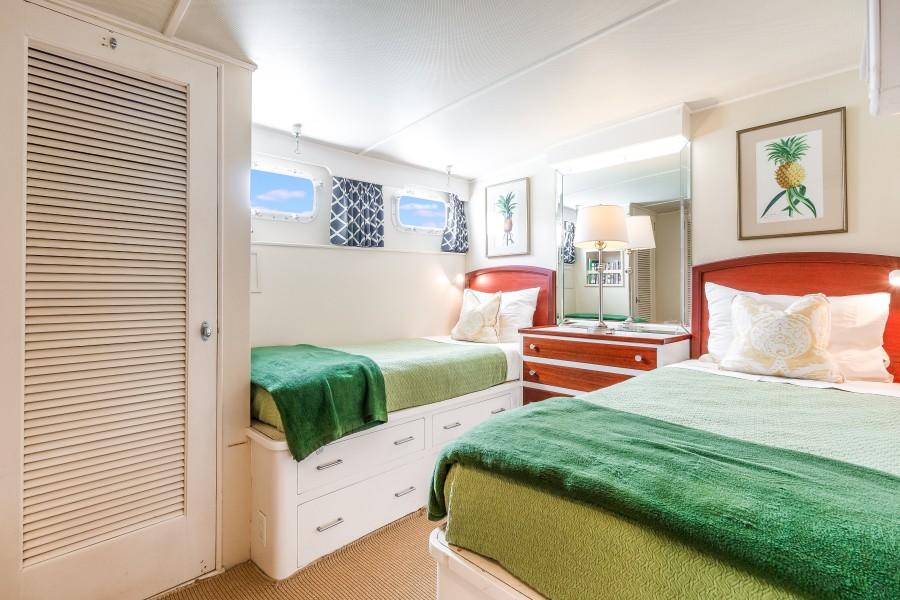 Twin Guest Cabin