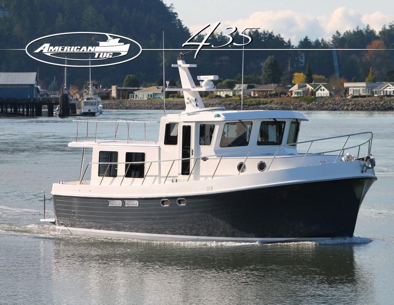 Photo of 43' American Tug 2021