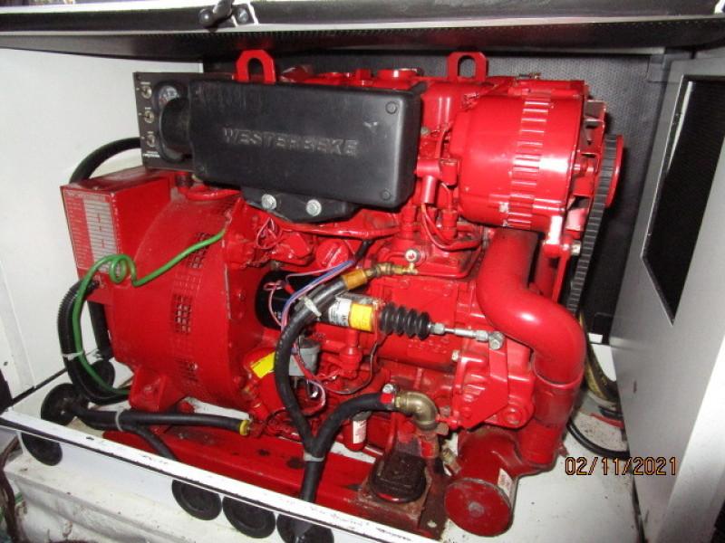 49' DeFever generator