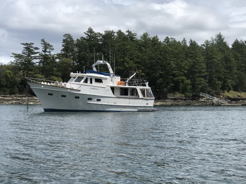 49' DeFever port forward profile