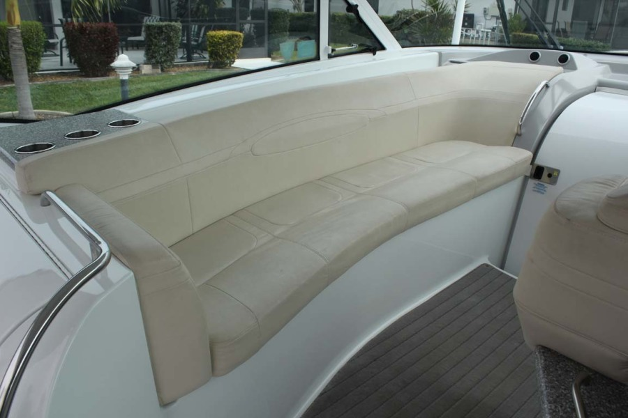Port Side Lounge Seat