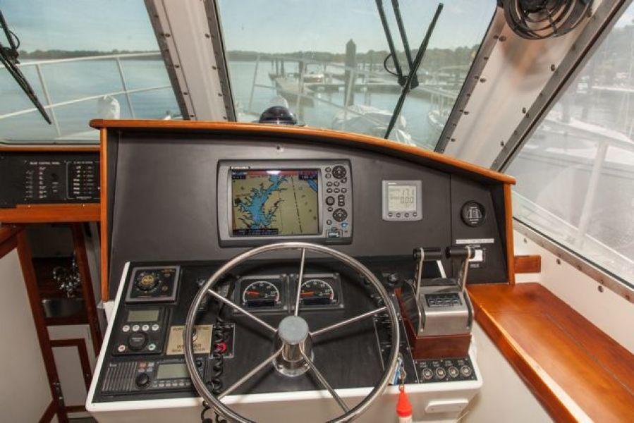Helm Electronics & Nav Equipment