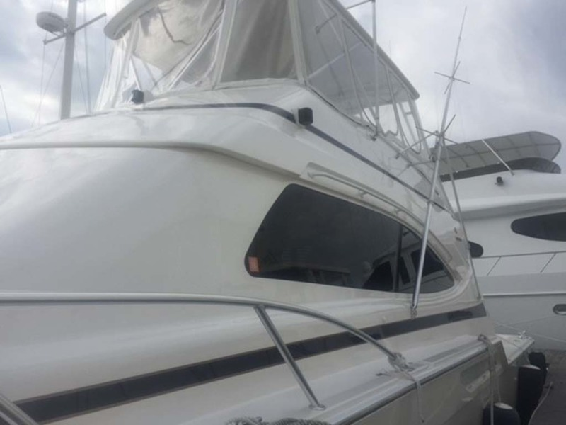 Port Forward Side Deck