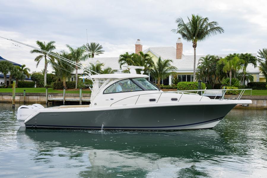 Pursuit-385 Offshore 2020 -Stuart-Florida-United States-1619242-featured