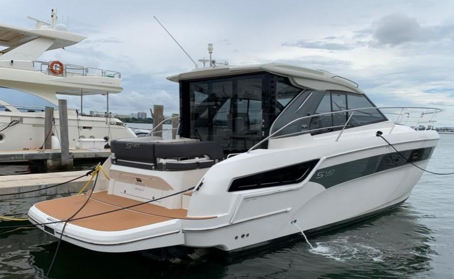 Photo of 40' Bavaria 40S Coupe 2019
