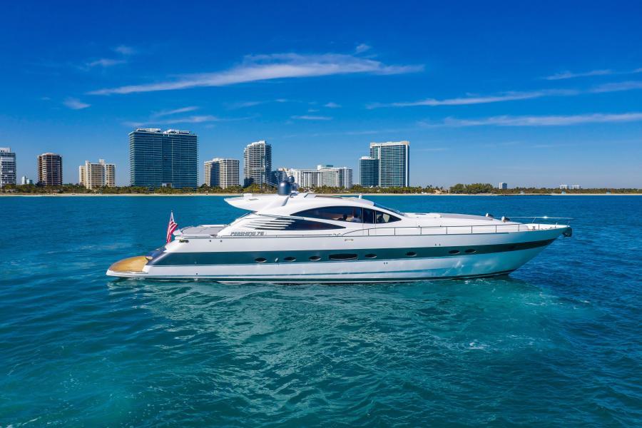 Pershing-76 2004-FREE SPIRIT Aventura-Florida-United States-1619601-featured