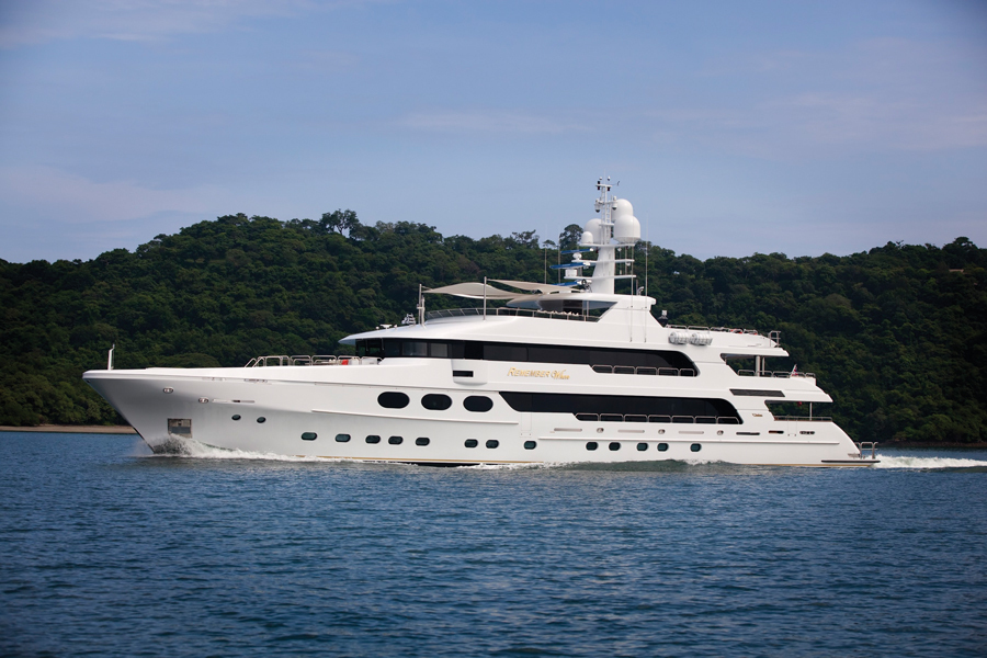 photo of 162' Christensen Motor Yacht 2011