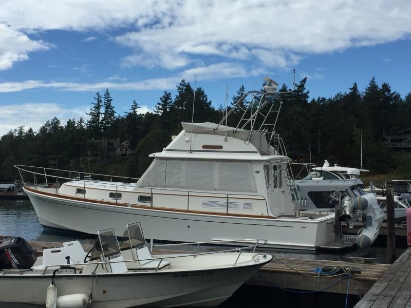 Eastbay-Flybridge Motor Yacht  1996-Cidicci  Friday Harbor-Washington-United States-1621049-featured