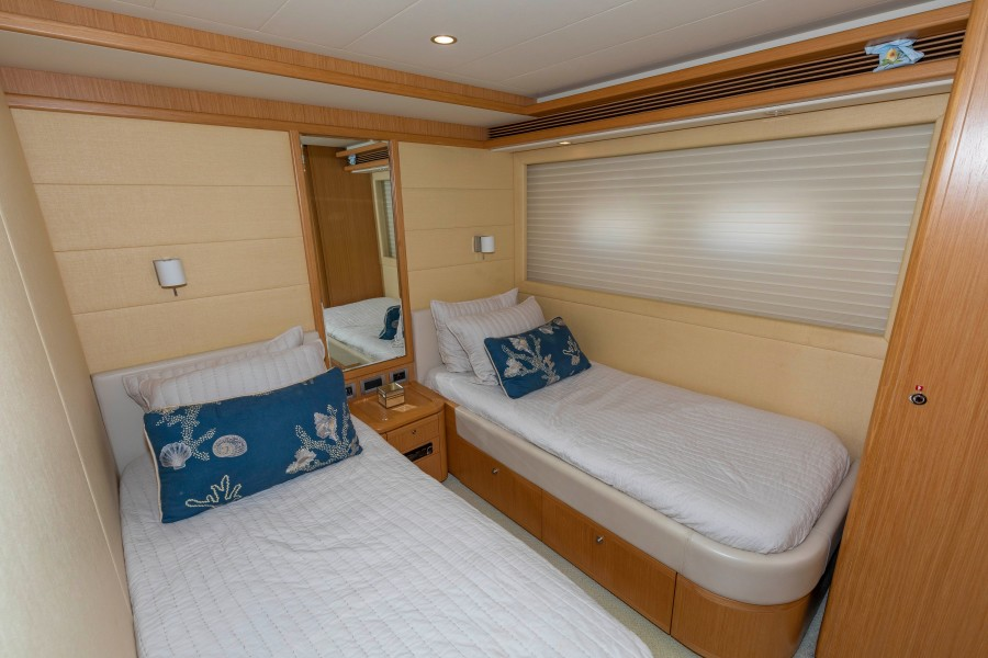 Additional Guest Stateroom