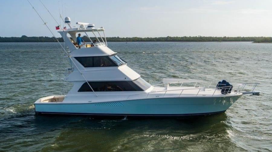 Viking-Enclosed  1996-Tropical Chill North Palm Beach-Florida-United States-TROPICAL CHILL-1622888-featured