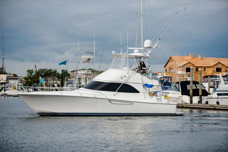 Viking-42 Convertible 2012-Dream Chaser St. Augustine-Florida-United States-1623385-featured