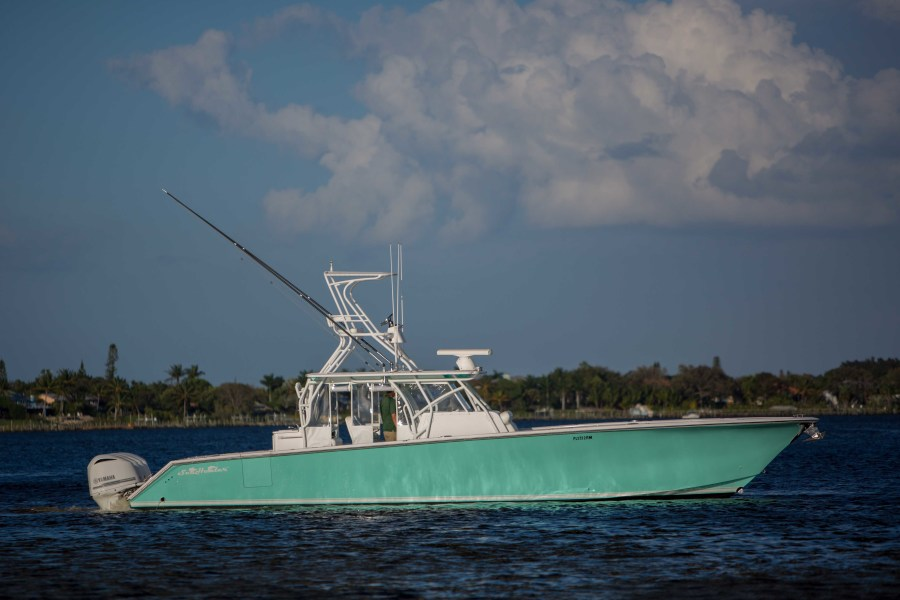 SeaHunter-Center Console 2018-45 SeaHunter 2018 Stuart-Florida-United States-45 SeaHunter 2018-1623569-featured