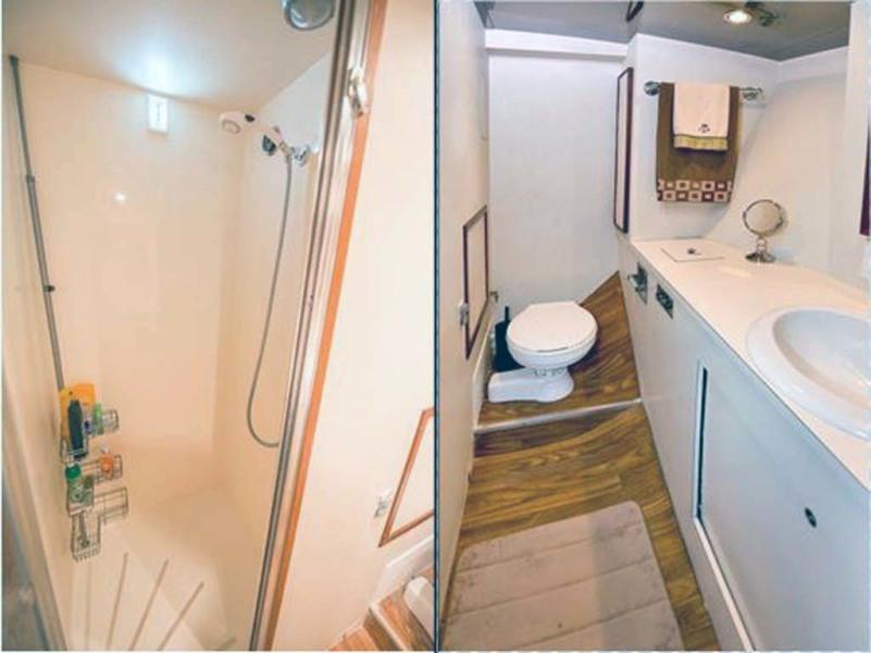 MSR En-Suite Head And Shower