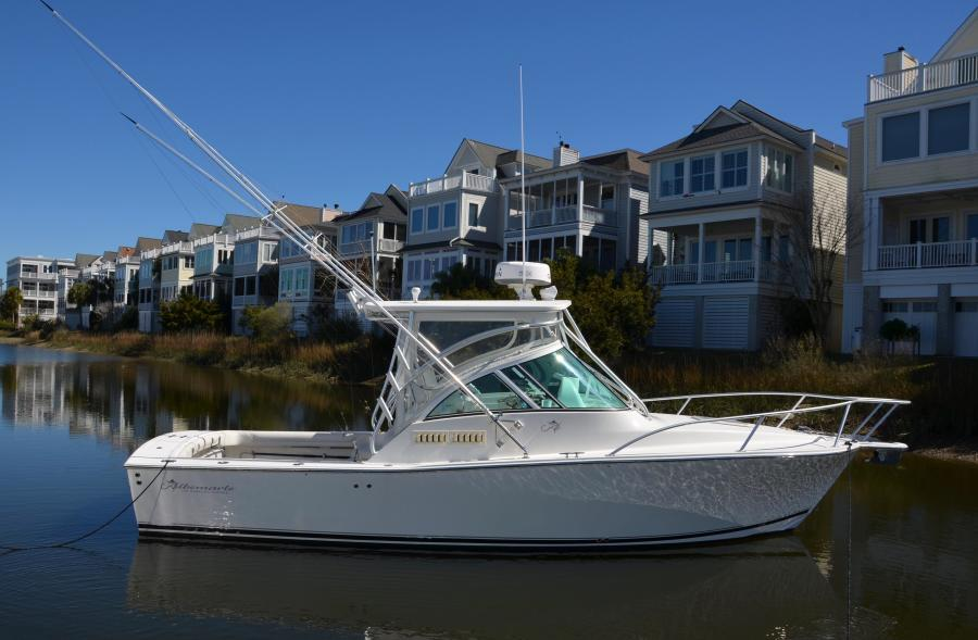 Albemarle-Express Fisherman 2016-Pace Maker II Charleston-South Carolina-United States-1625670-featured