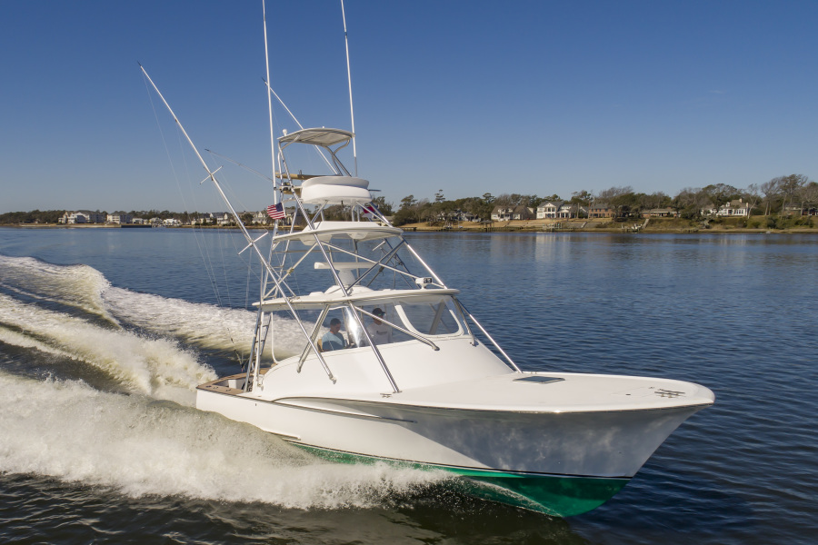 Photo of 35' Shearline 35 Express 2007