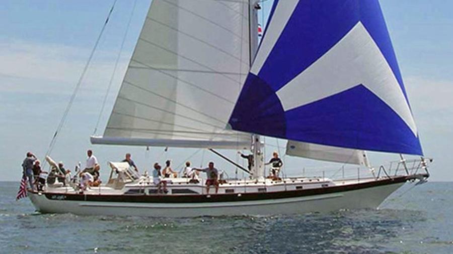 Photo of 56' Cabo Rico 56 2003