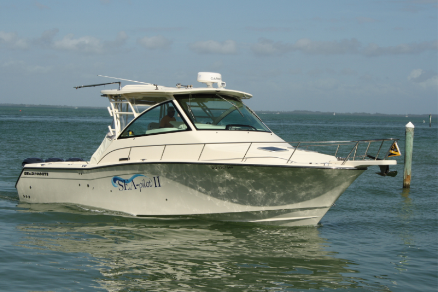 Photo of 37' Grady-White 370 Express 2019
