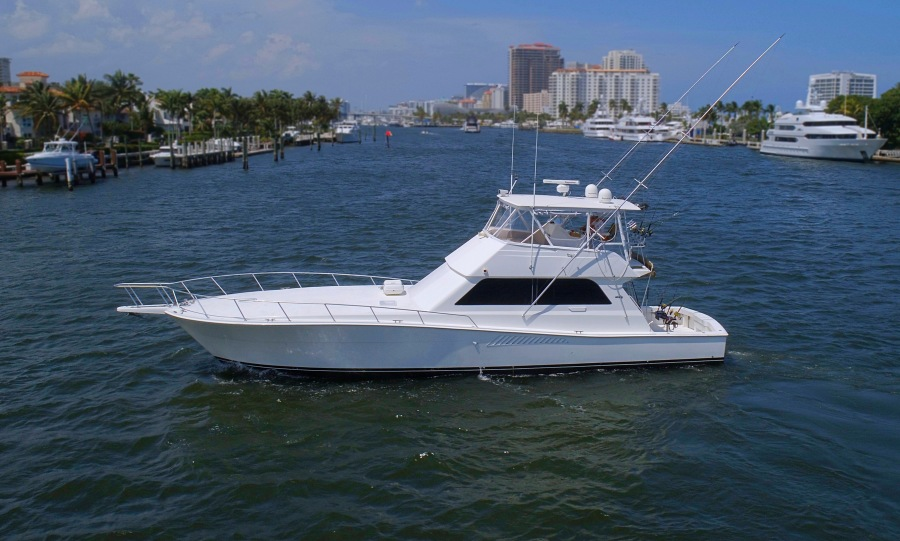 Viking-Convertible 1998-Miss Kethleen II Fort Lauderdale-Florida-United States-Port Profile-1639040-featured
