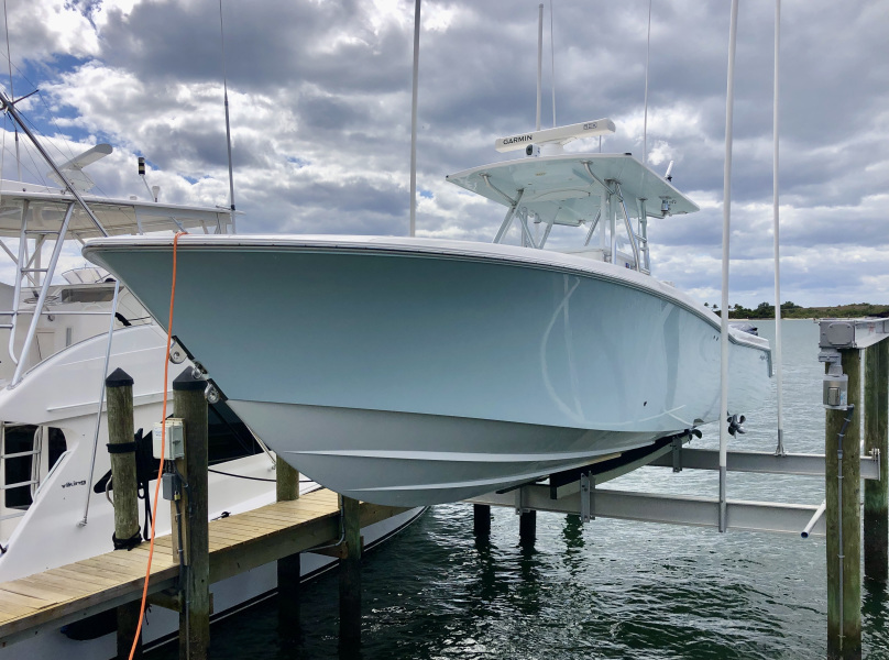 Invincible-36 Open Fisherman 2013-Rowe Boat Riviera Beach-Florida-United States-1631044-featured