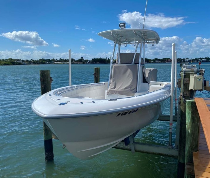 photo of 24' Contender 24 Sport 2017