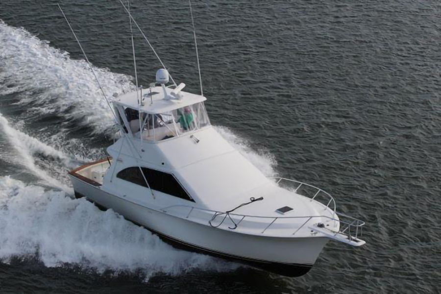 Ocean Yachts-45 Super Sport Convertible 1999-No Vacancy Fort Lauderdale-Florida-United States-1632873-featured