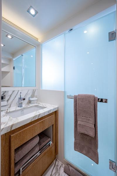 Starboard Bath
