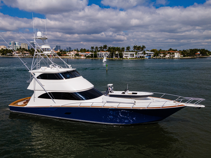 Photo of 76' Viking 2015