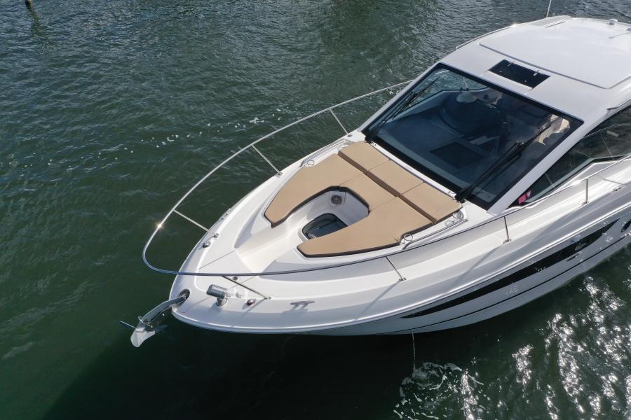 2018 Sea Ray 350 Coupe - Magnolia