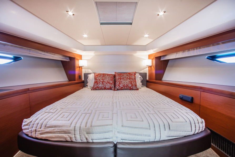 2016 55 Prestige FB- VIP Stateroom 1