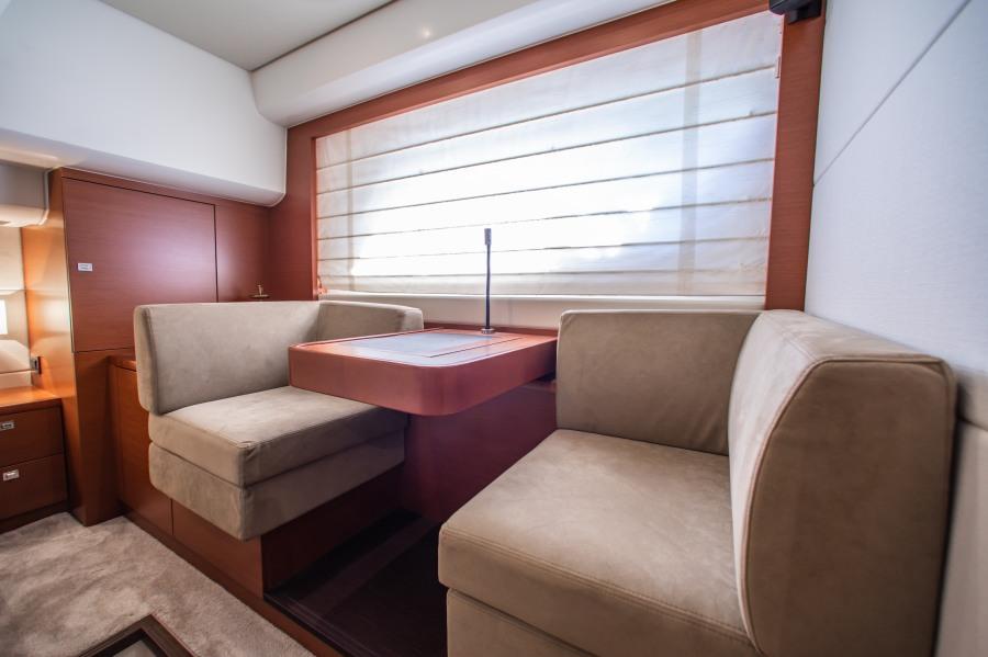 2016 55 Prestige FB- Master Stateroom 4