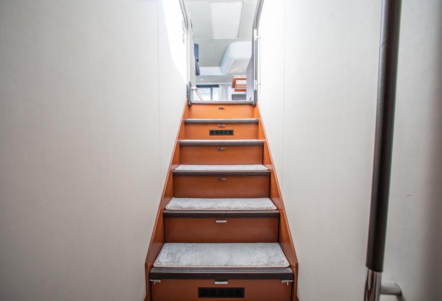 2016 55 Prestige FB- Salon Stairway